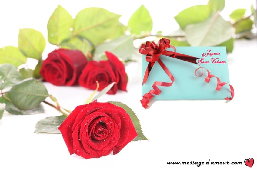 declaration d'amour pour la saint valentin
