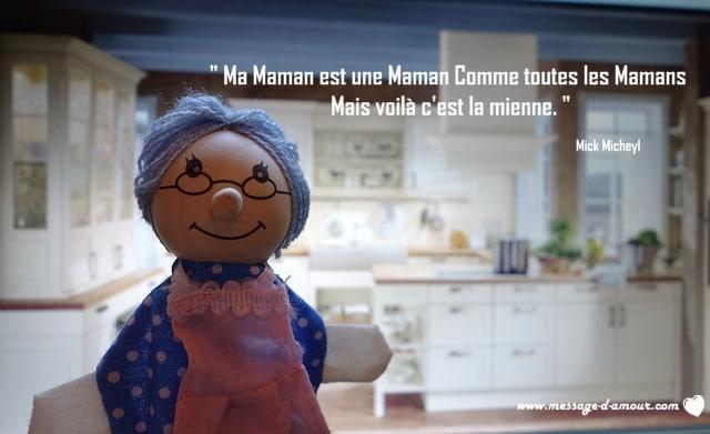 Des Belles Paroles Et Citations Pour Maman Message Damour