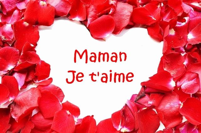 Beaux Messages Pour Dire Je Taime Maman Message Damour