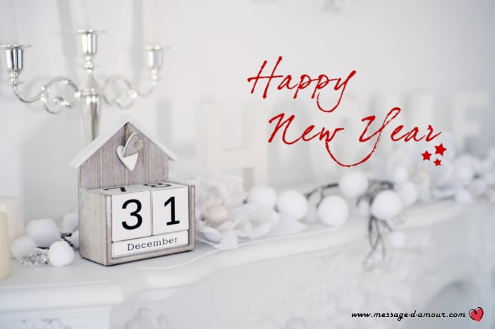 Bonne Année 2019 Modèles De Textes De Voeux Message Damour