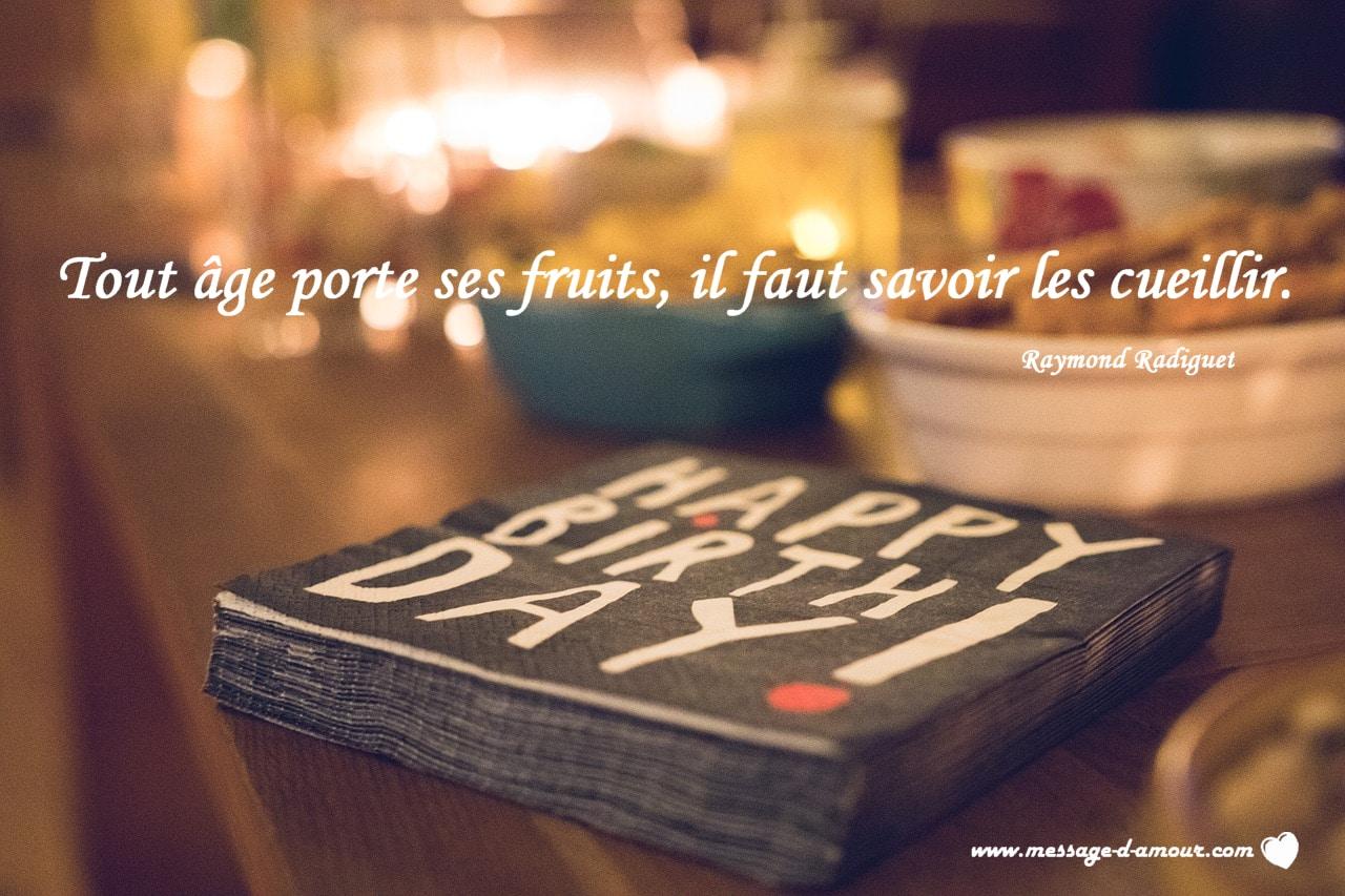 Textes Pour Souhaiter Joyeux Anniversaire Message D Amour