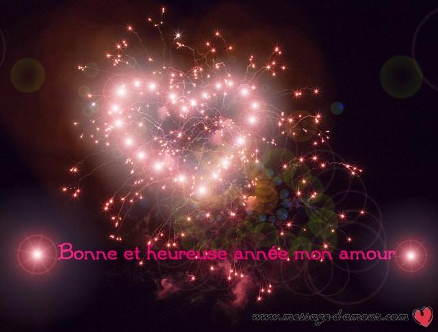 Bonne Année 2019 Textes De Vœux Romantiques Message Damour