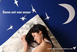 Les Plus Beaux Sms De Bonne Nuit Message Damour
