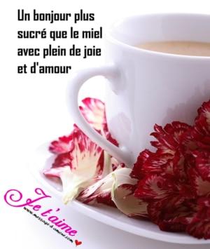 Messages Pour Dire Bonjour à Son Amour Message Damour