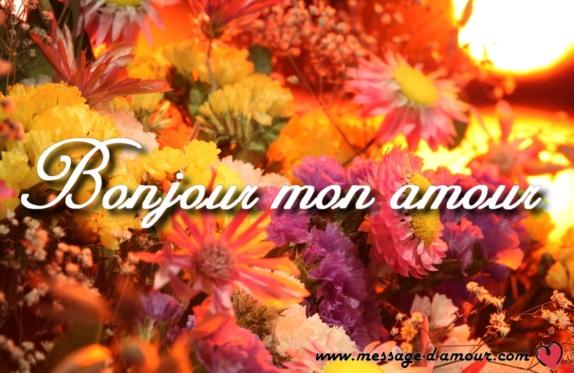 Petits Mots Pour Dire Bonjour à Son Amour Message Damour