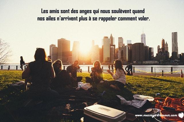 Messages Et Textes Damitié Message Damour