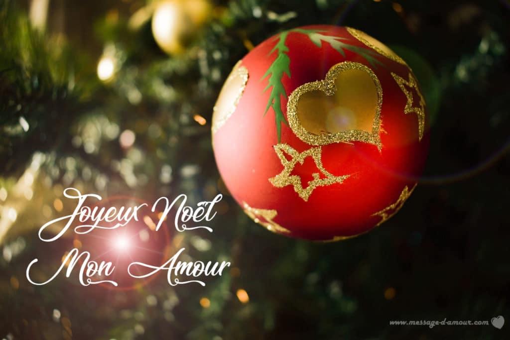 Joyeux Noel mon amour