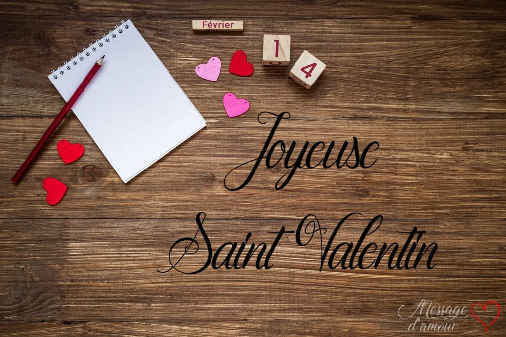 Les Plus Beaux Messages Saint Valentin Message Damour