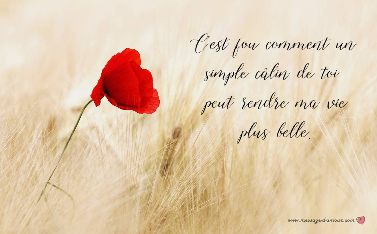 Belles Phrases D Amour Message D Amour