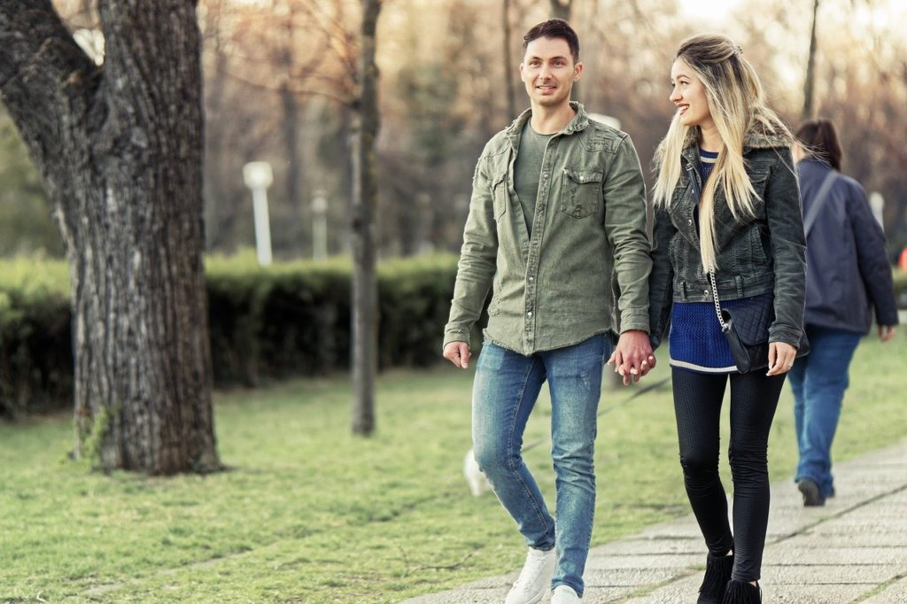 Avec mon petit ami