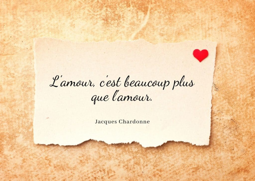 Citation Jacques Chardonne