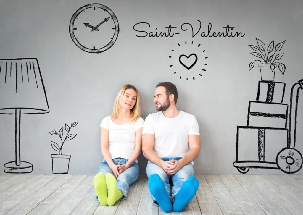 Que faire en amoureux pour la Saint Valentin
