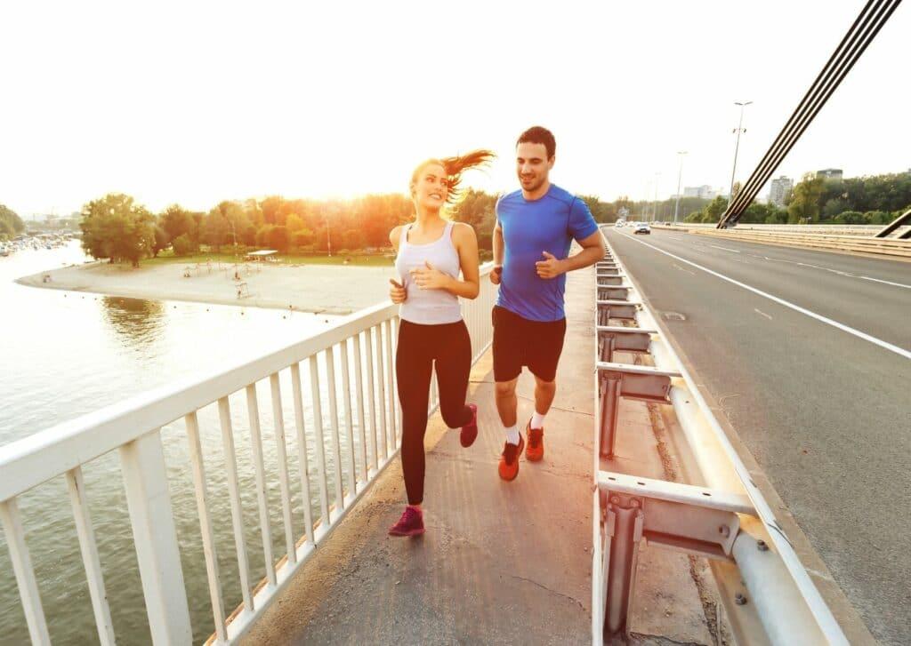 faire du sport en couple